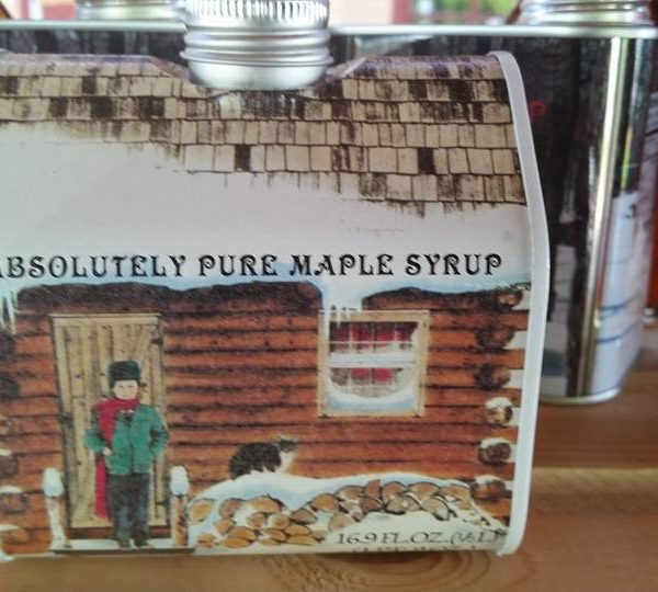 Maple Syrup ...